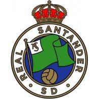 Logo of Real Santander SD (early 60's logo)