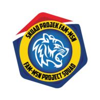 Logo of Skuad Projek FAM-MSN