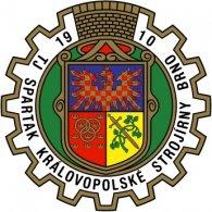 Logo of TJ Spartak KPS Brno (early 60's logo)