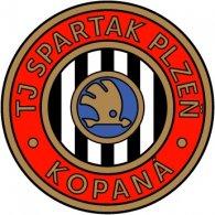 Logo of TJ Spartak Plzen (early 60's logo)