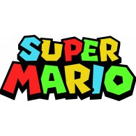 Logo of Super Mario