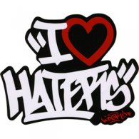 Logo of I Love Haters