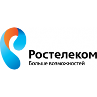 Logo of Rostelecom
