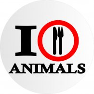 Logo of I Eat Animals