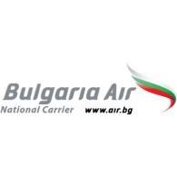 Logo of Bulgaria Air