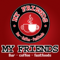 Logo of My Friends Cafe
