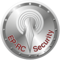 Logo of EP-RC Security