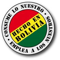 Logo of Hecho en Bolivia