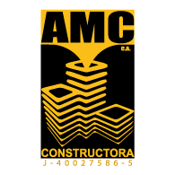 Logo of AMC Constructora