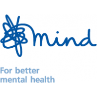 Logo of Mind - for better mental health