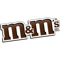 Logo of M&M's