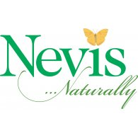 Logo of Nevis...Naturally