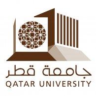 Logo of Qatar University