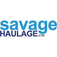 Logo of Savage Haulage