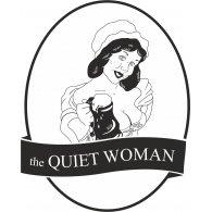 Logo of The Quiet Woman Pub