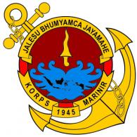 Logo of Koprs Marinir