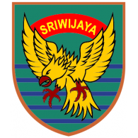 Logo of KODAM II Sriwijaya