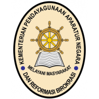 Logo of Kementerian Pendayagunaan Aparatur Negara