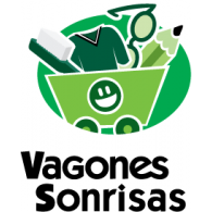 Logo of Vagones Sonrisas