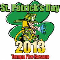 Logo of St. Patrick's Day 2013