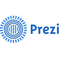 Logo of Prezi