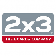 Logo of 2x3 - The Boards' Company