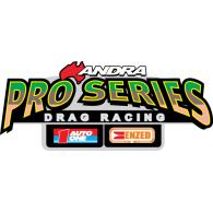 Logo of Andra Pro Series Drag Racing