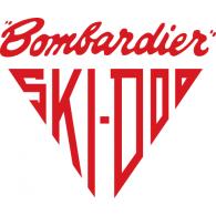 Logo of Ski-Doo Bombardier