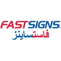 Logo of FASTSIGNS
