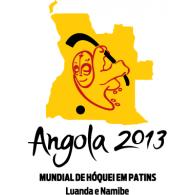 Logo of Angola 2013