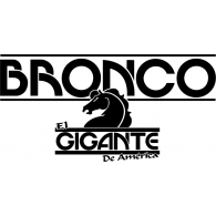 Logo of Bronco