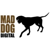 Logo of Mad Dog Digital