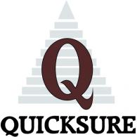 Logo of Quicksure
