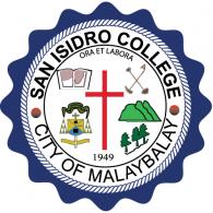 Logo of San Isidro College Malaybalay