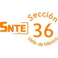 Logo of SNTE Sección36
