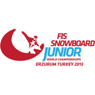 Logo of FIS Snowboard Junior World Championships