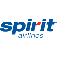 Logo of Spirit Airlines
