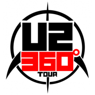 U2 Tour 360 | Brands of the World™ | Download vector logos