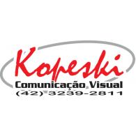 Logo of Kopeski Comunicação Visual