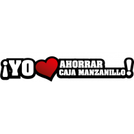 Logo of Yo amo ahorrar, yo amo caja manzanillo