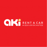 Logo of Aki Rent a Car
