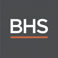 Logo of BHS (British Home Stores)