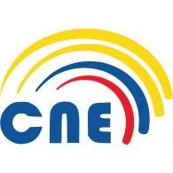 Logo of Consejo Nacional Electoral, Ecuador
