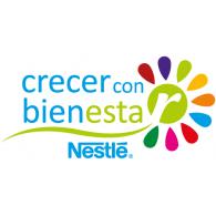 Logo of Crecer con Bienestar Nestle