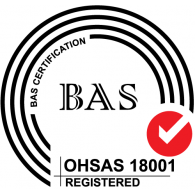Logo of ISO BAS Certification