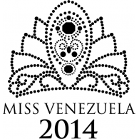 Logo of Miss Venezuela 2014