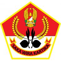 Logo of Satuan Karya Wira Kartika