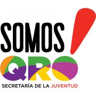 Logo of Somos Qro Secretaría de la Juventud
