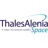 Logo of Thales Alenia Space