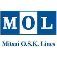 Logo of Mitsui O.S.K. Lines